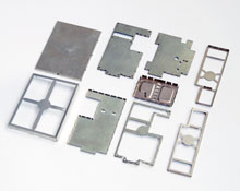 Electronics Shield parts