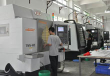 CNC Machinine Center
